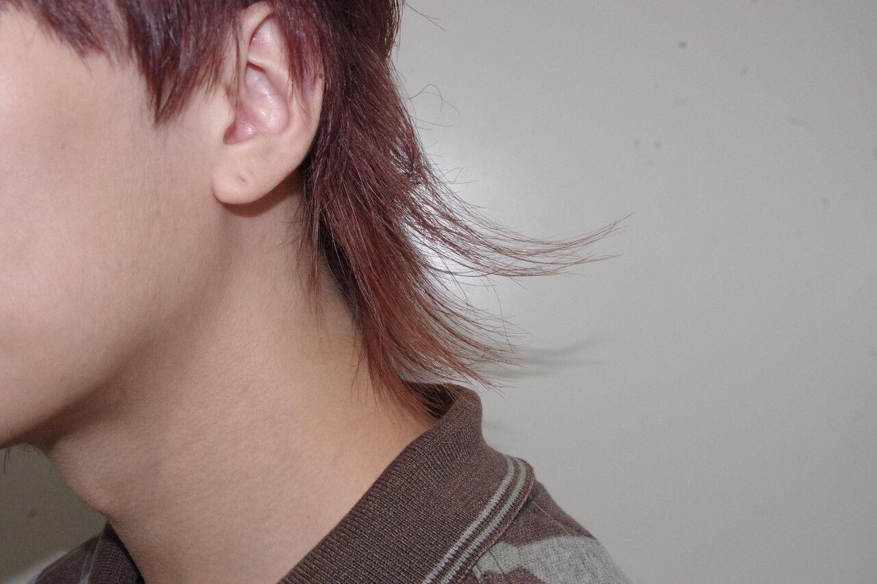 ショート メンズスタイル モード メンズヘアスタイルや髪型の写真・画像