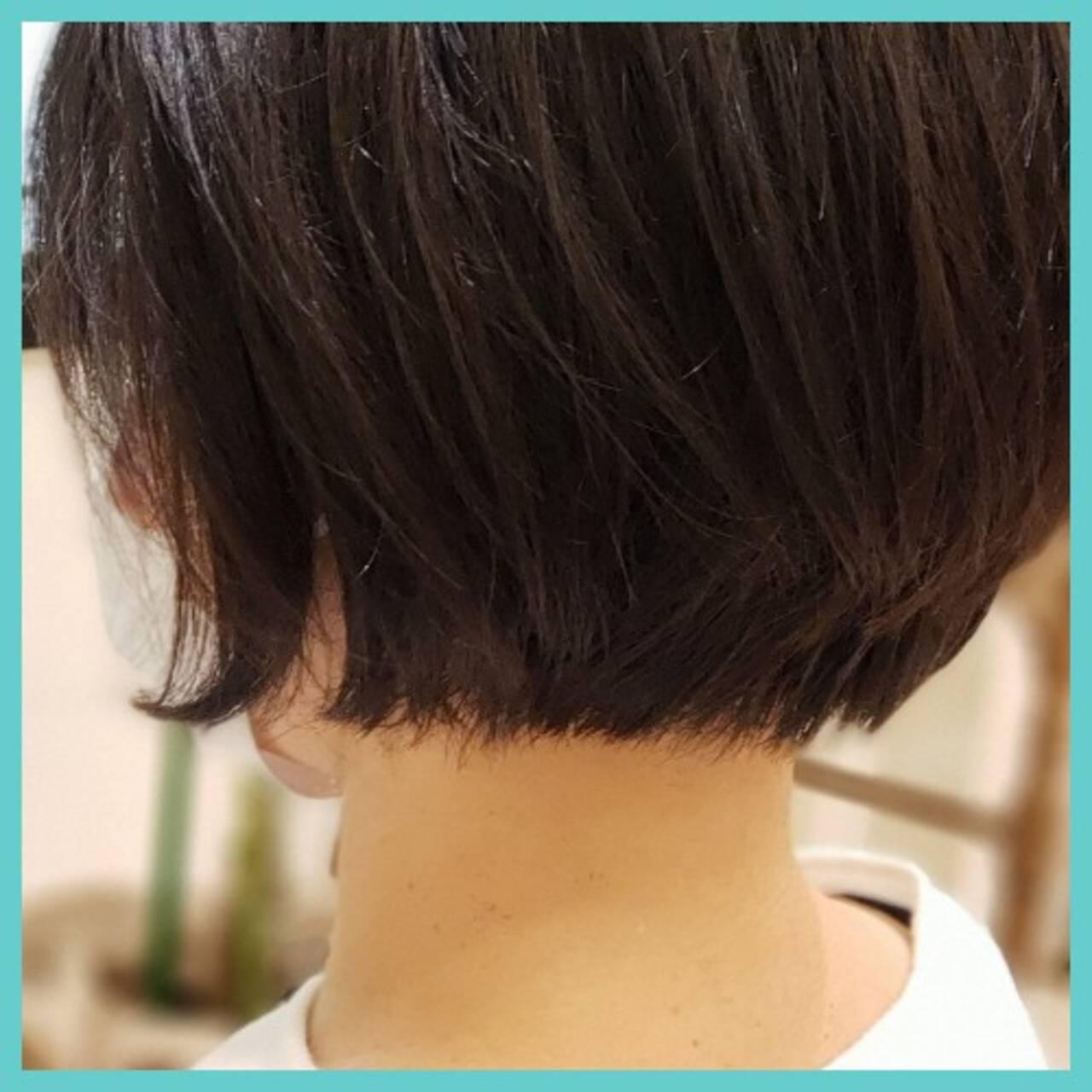 ボブ 大人グラボブ 大人女子 大人可愛いヘアスタイルや髪型の写真・画像