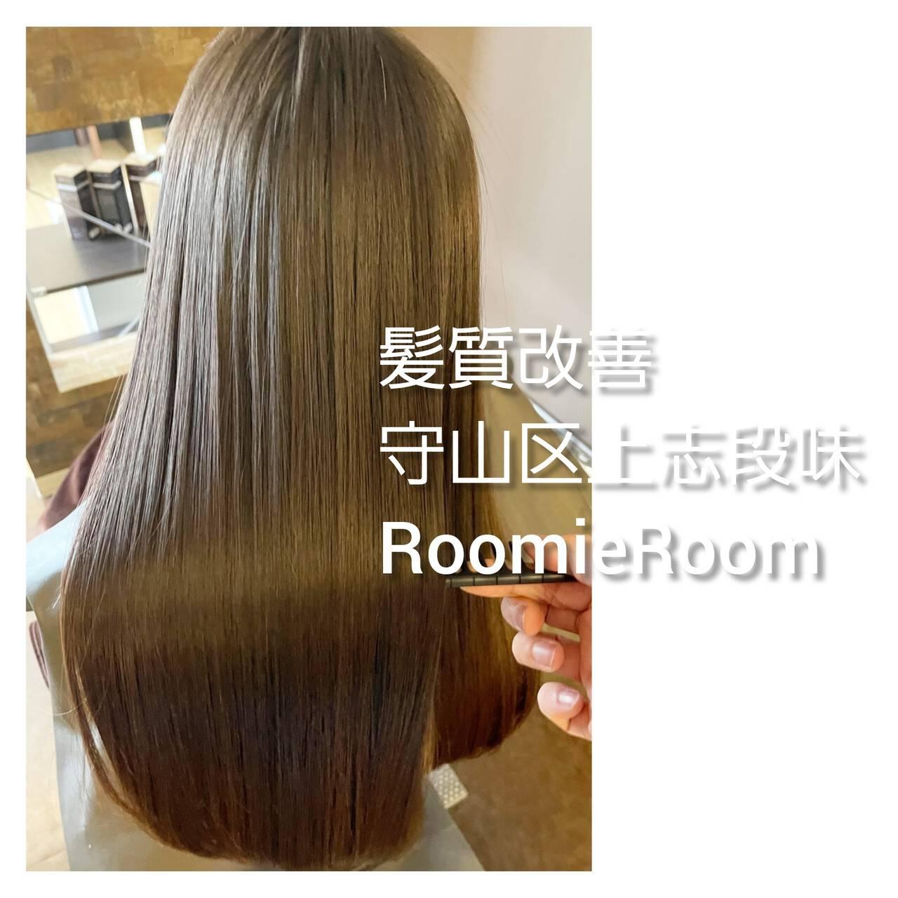 ナチュラル ヘアカラー 美髪 ロングヘアスタイルや髪型の写真・画像