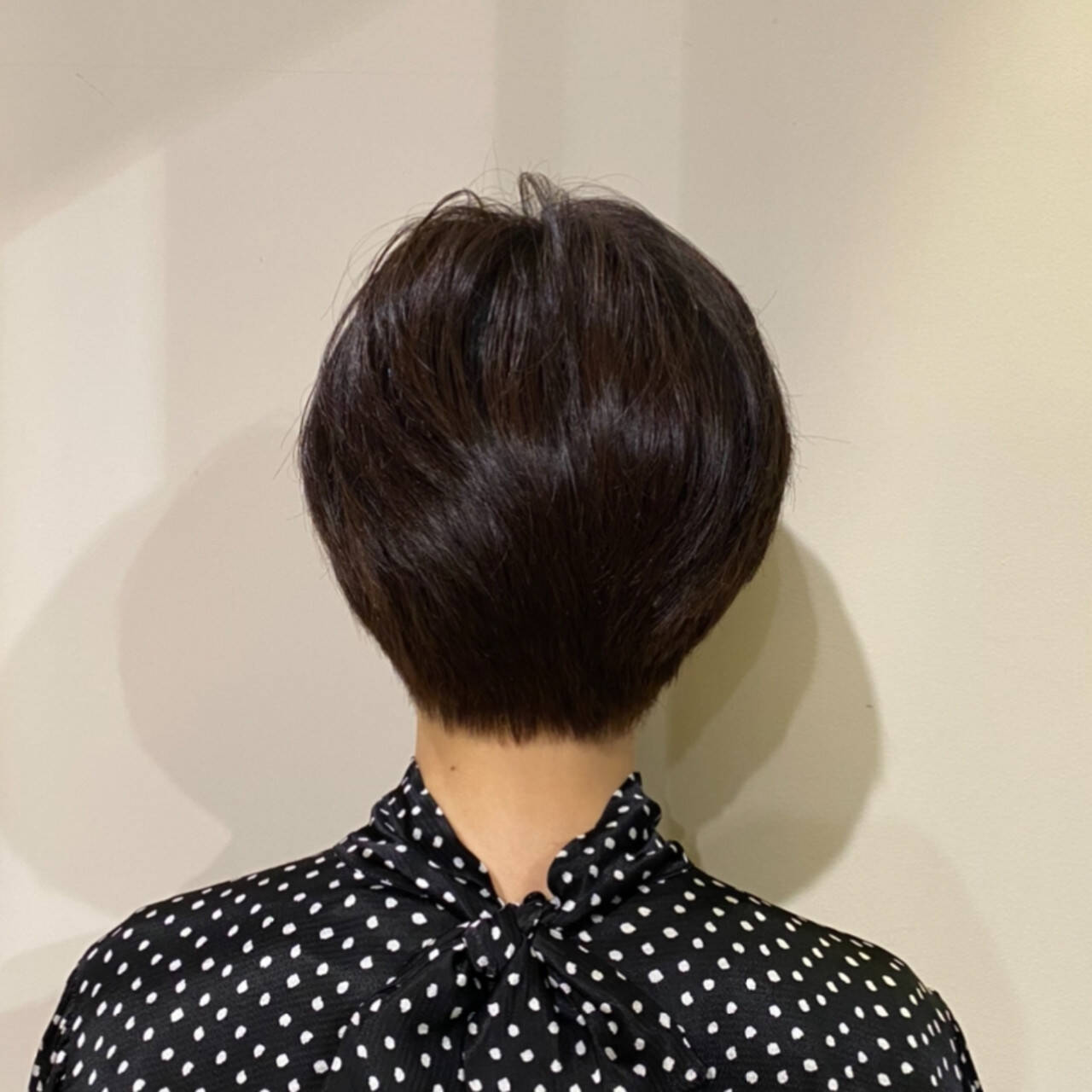 ハンサムショート 抜け感 アンニュイほつれヘア ノースタイリングヘアスタイルや髪型の写真・画像