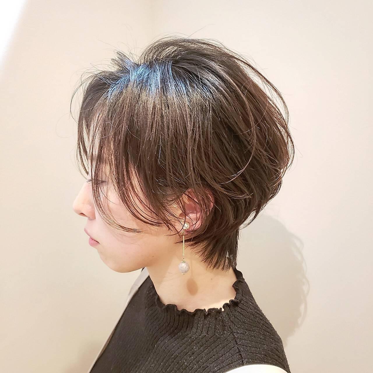 アンニュイほつれヘア パーマ デート 簡単ヘアアレンジヘアスタイルや髪型の写真・画像