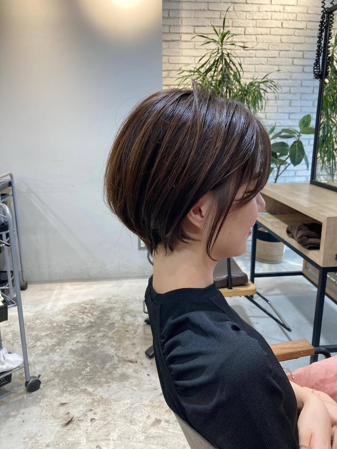 レイヤースタイル 鎖骨ミディアム メンズヘア ウルフカットヘアスタイルや髪型の写真・画像