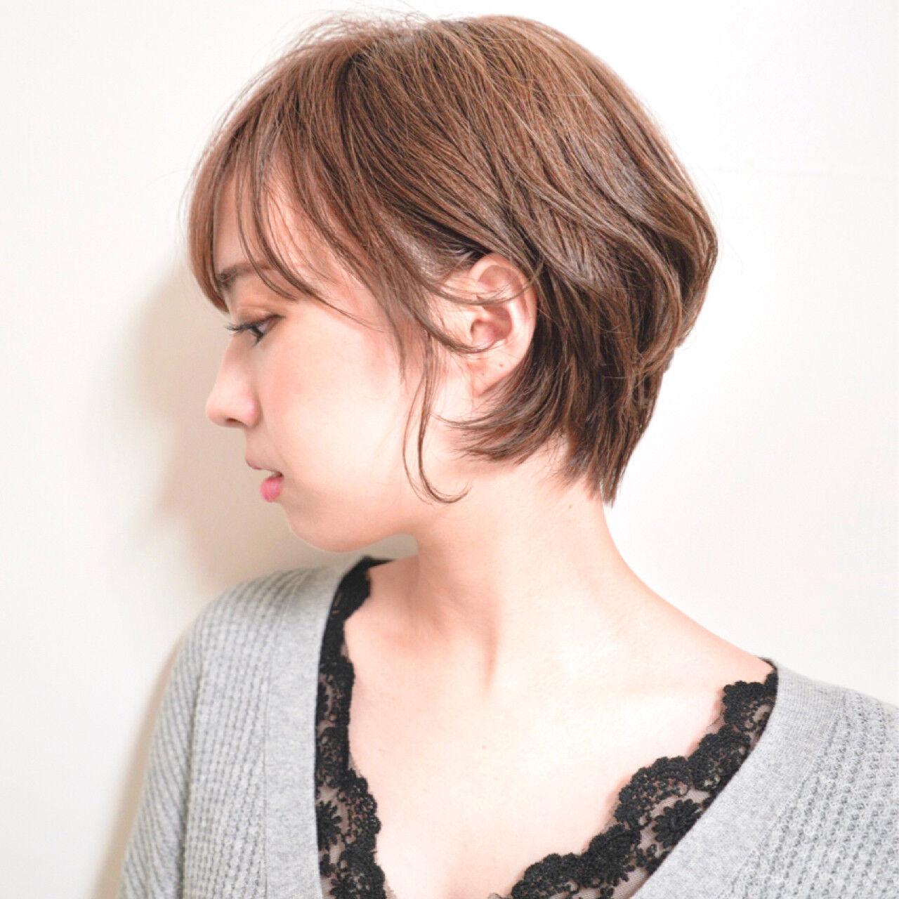 簡単ヘアアレンジ アウトドア エフォートレス ヘアアレンジヘアスタイルや髪型の写真・画像