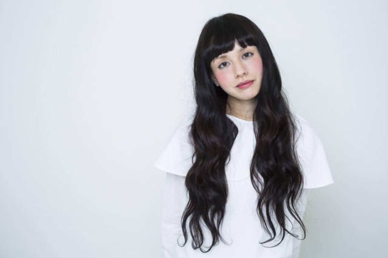 外国人風 大人かわいい デジタルパーマ パーマヘアスタイルや髪型の写真・画像