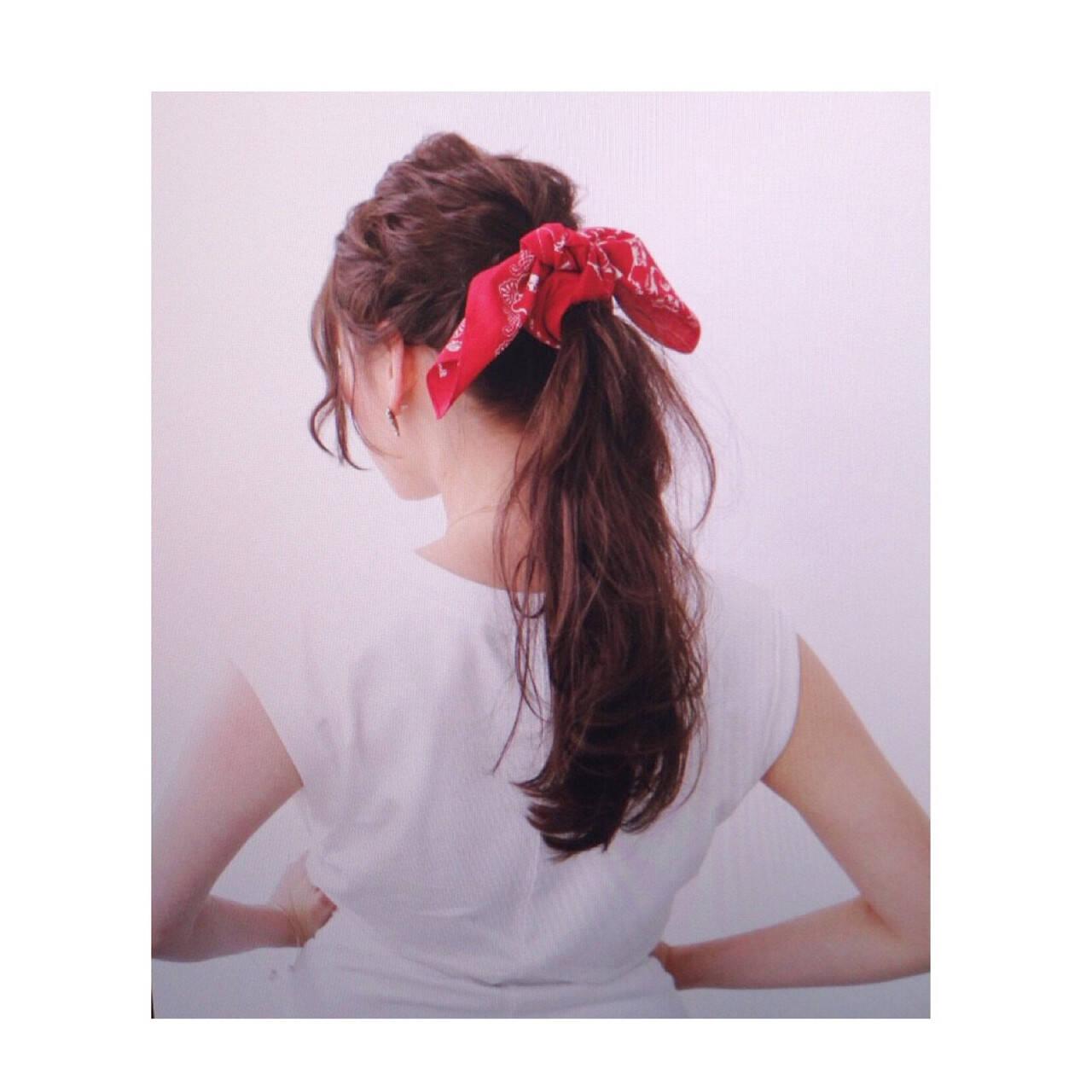 セミロング ヘアアレンジ ショート アッシュヘアスタイルや髪型の写真・画像