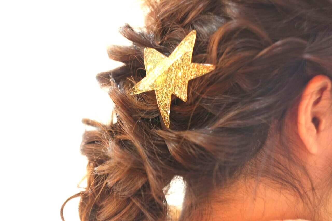 大人かわいい 外国人風 フェミニン ナチュラルヘアスタイルや髪型の写真・画像