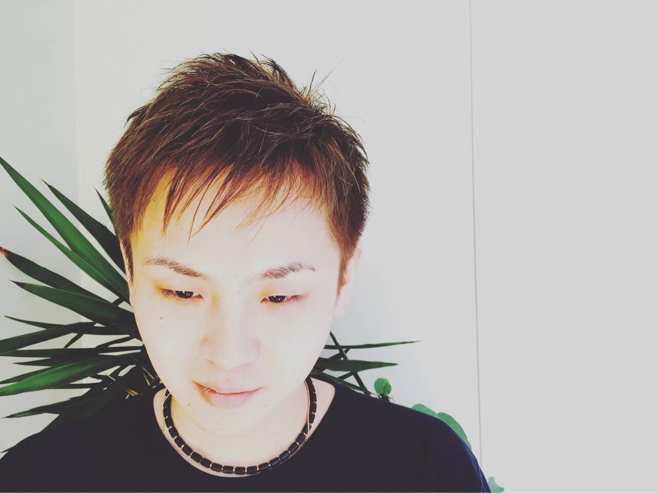 アッシュ ショート モテ髪 モードヘアスタイルや髪型の写真・画像