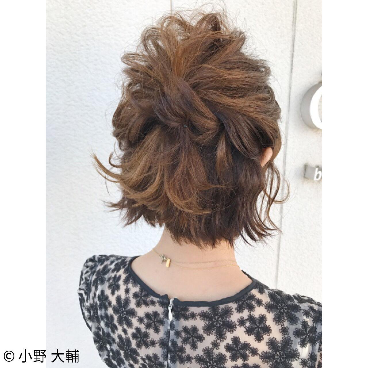 ナチュラル 色気 結婚式 涼しげヘアスタイルや髪型の写真・画像