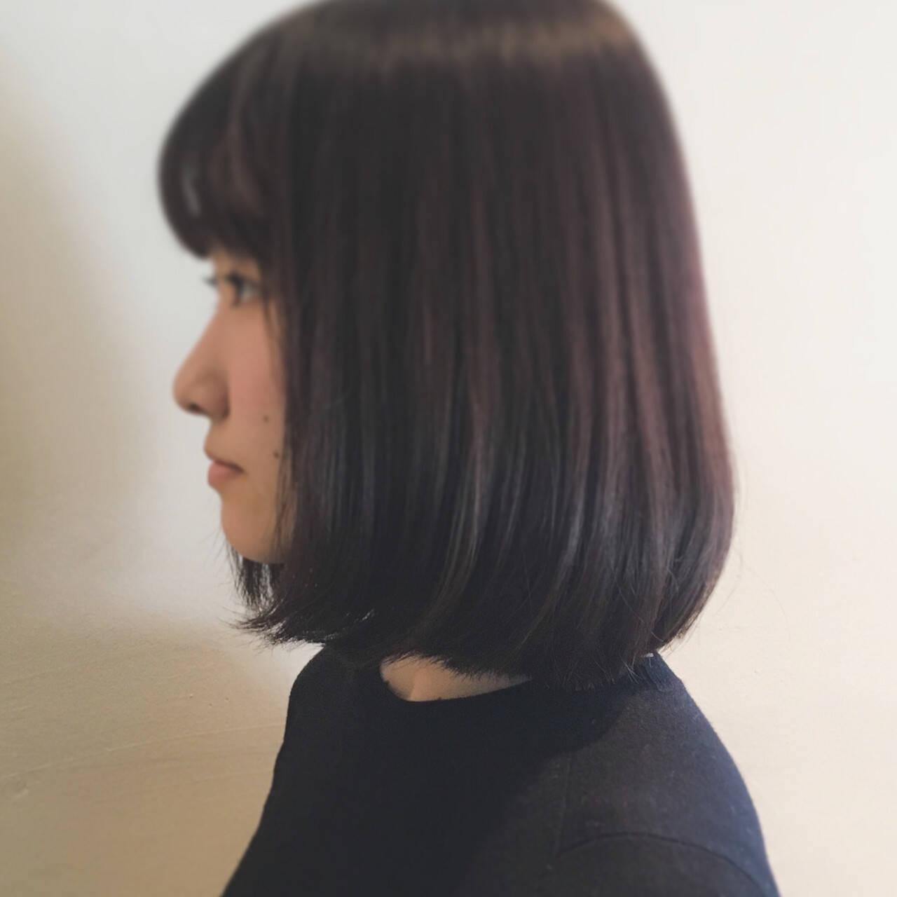 小顔 グレージュ こなれ感 色気ヘアスタイルや髪型の写真・画像