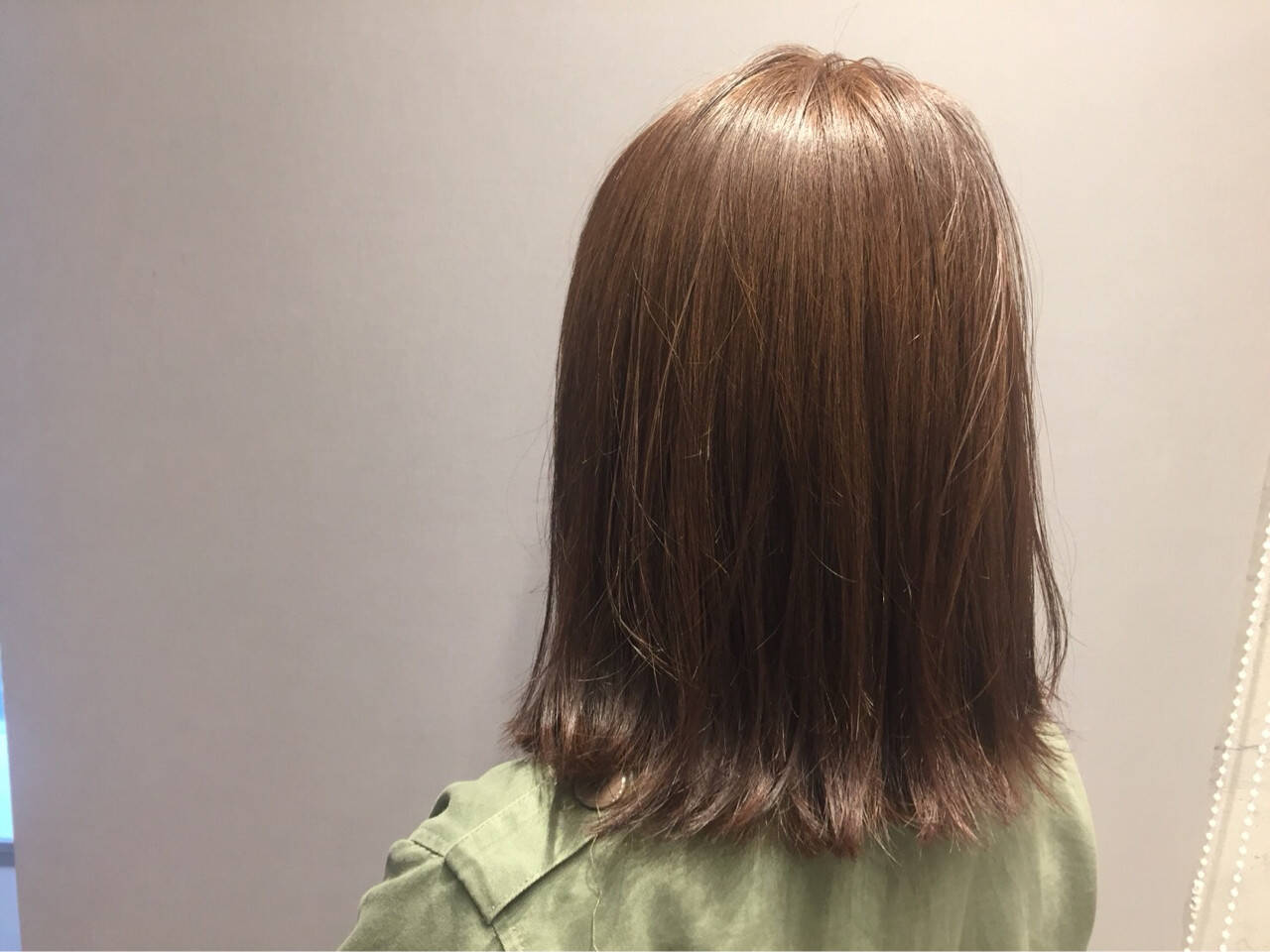 ミディアム 涼しげ 夏 ヘアアレンジヘアスタイルや髪型の写真・画像