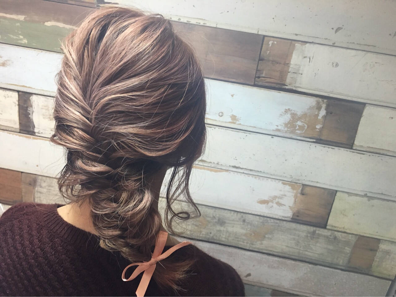 ルーズ 簡単ヘアアレンジ 大人女子 ヘアアレンジヘアスタイルや髪型の写真・画像