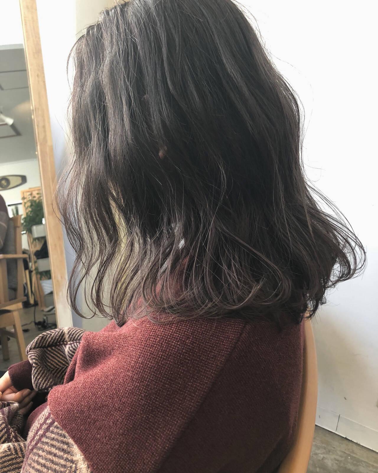 ナチュラル デート オフィス 簡単ヘアアレンジヘアスタイルや髪型の写真・画像