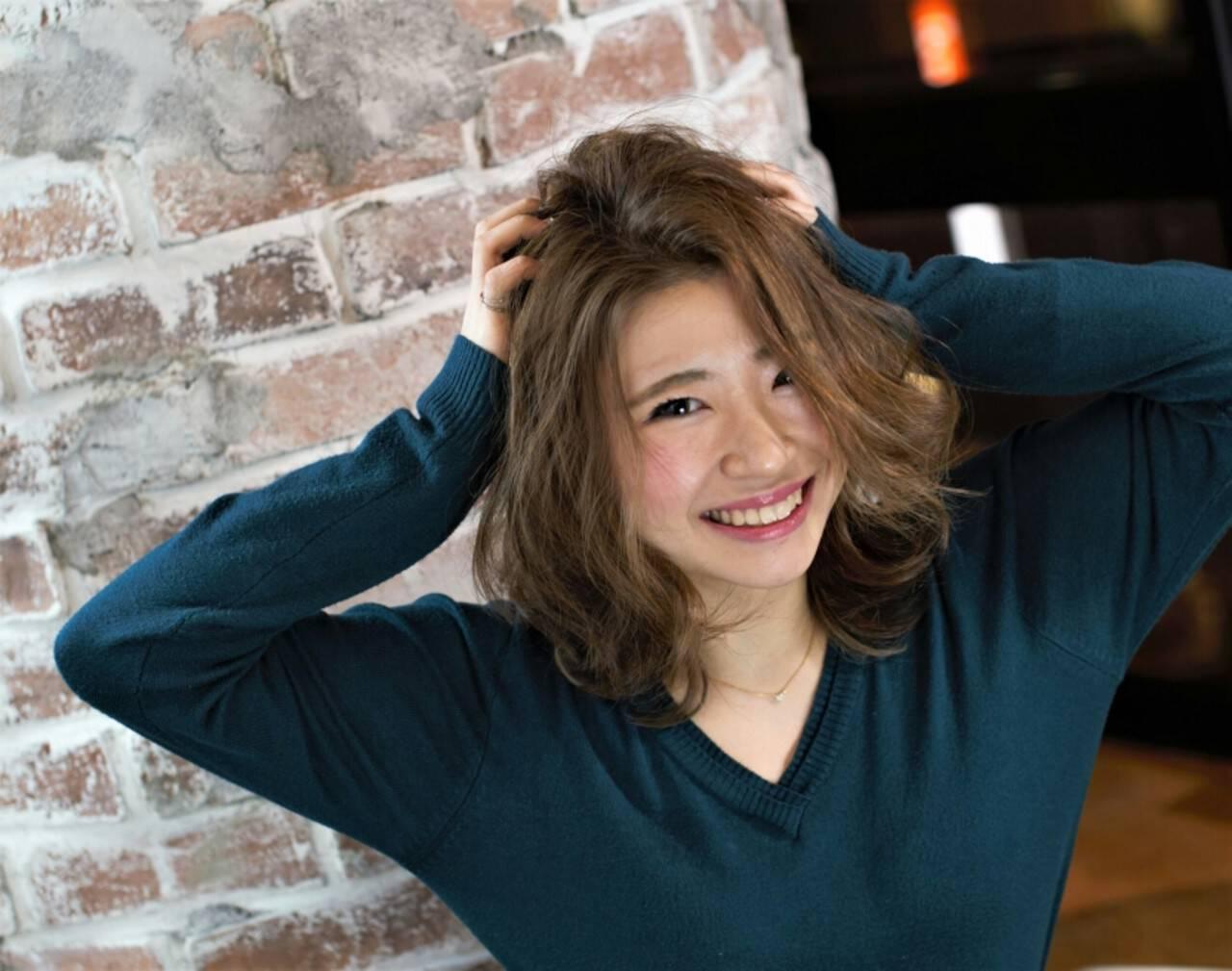 ハイライト 外国人風 ストリート 大人かわいいヘアスタイルや髪型の写真・画像