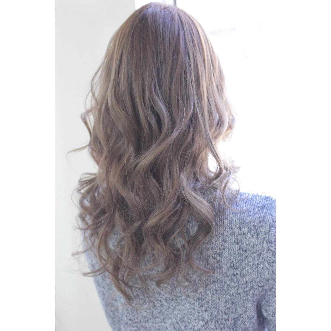 色気 ナチュラル マッシュ アッシュヘアスタイルや髪型の写真・画像
