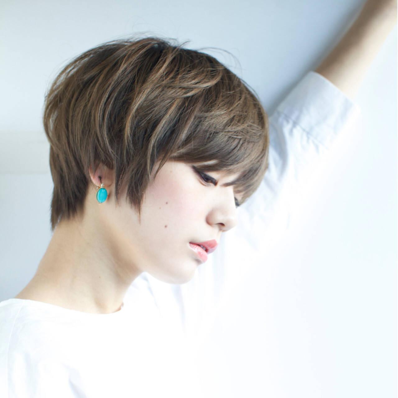 大人女子 小顔 ニュアンス 大人かわいいヘアスタイルや髪型の写真・画像