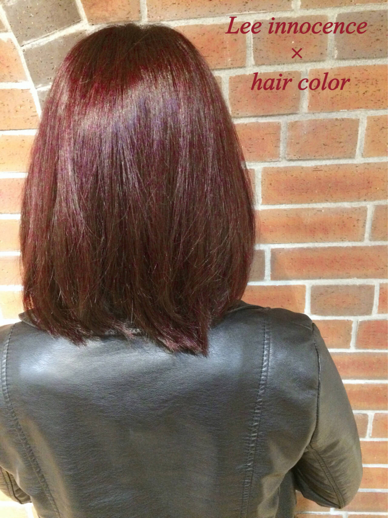 ピンク ボブ 外国人風 ストリートヘアスタイルや髪型の写真・画像