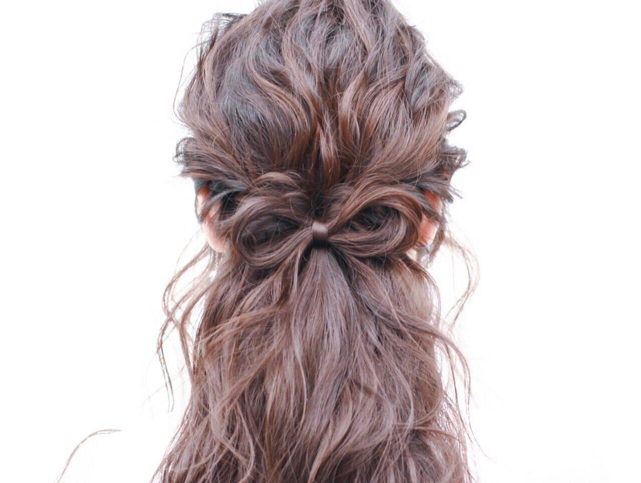 愛され 大人かわいい コンサバ モテ髪ヘアスタイルや髪型の写真・画像