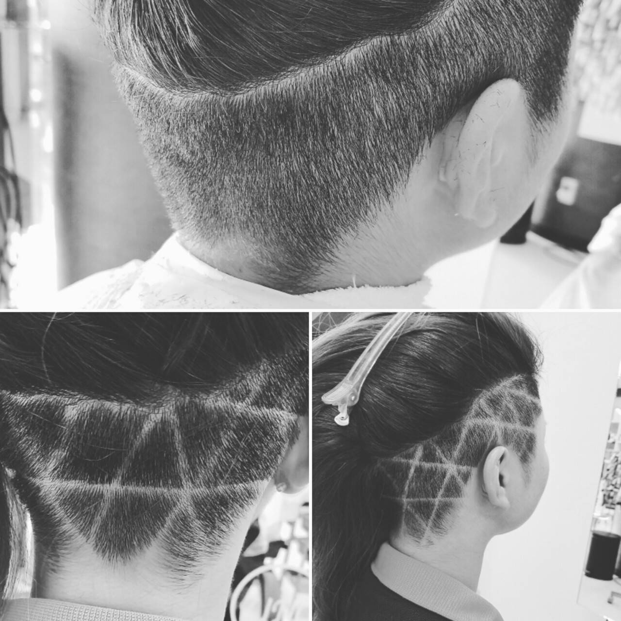 ミディアム ストリート かっこいい 女子ウケヘアスタイルや髪型の写真・画像