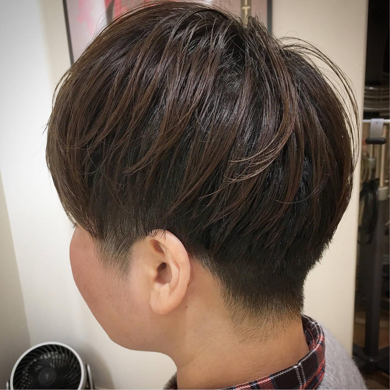 ストリート ショートヘア ベリーショート ショートヘアスタイルや髪型の写真・画像