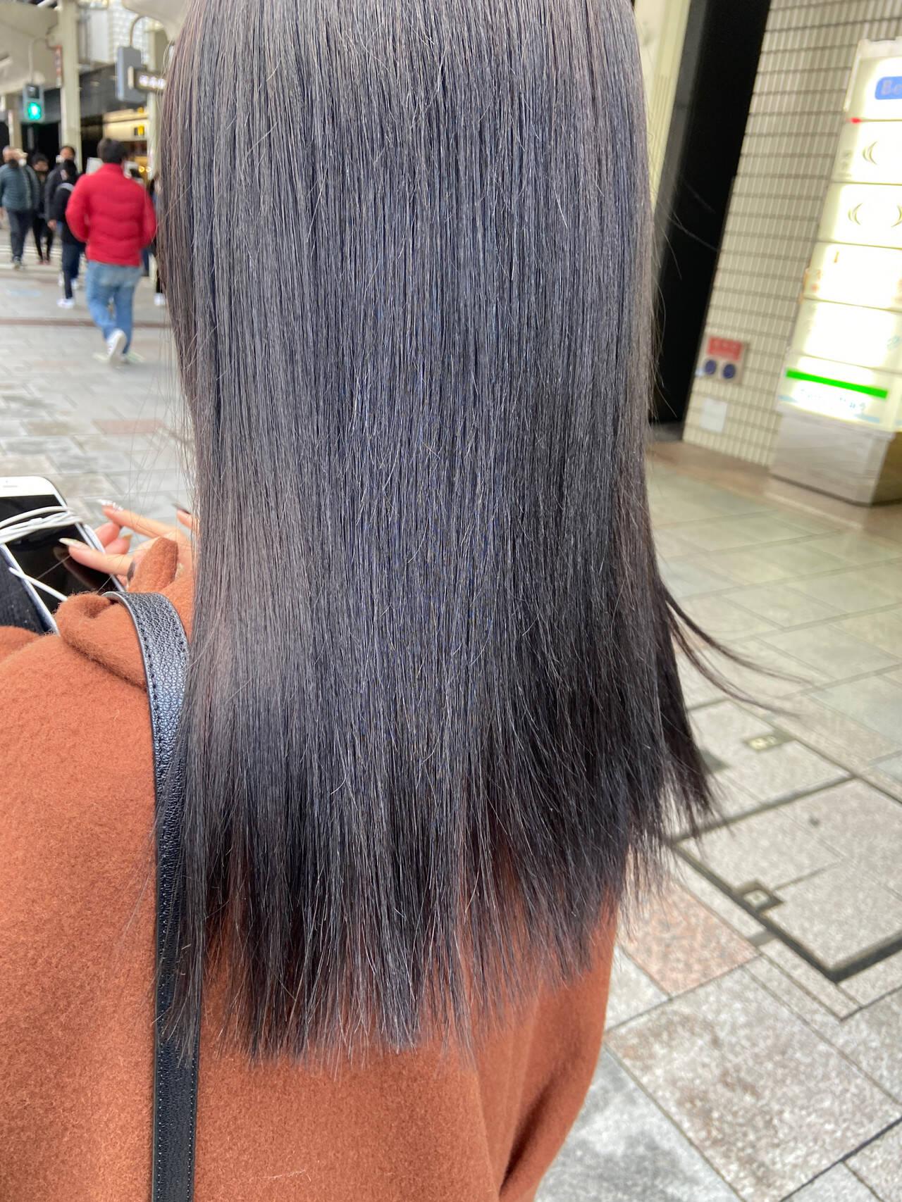 ミルクティーベージュ ヌーディベージュ ブラウンベージュ 透明感カラーヘアスタイルや髪型の写真・画像