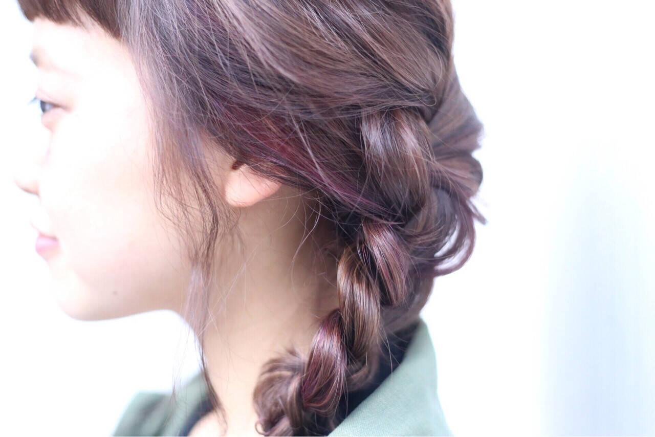 ショート ゆるふわ 前髪あり ヘアアレンジヘアスタイルや髪型の写真・画像