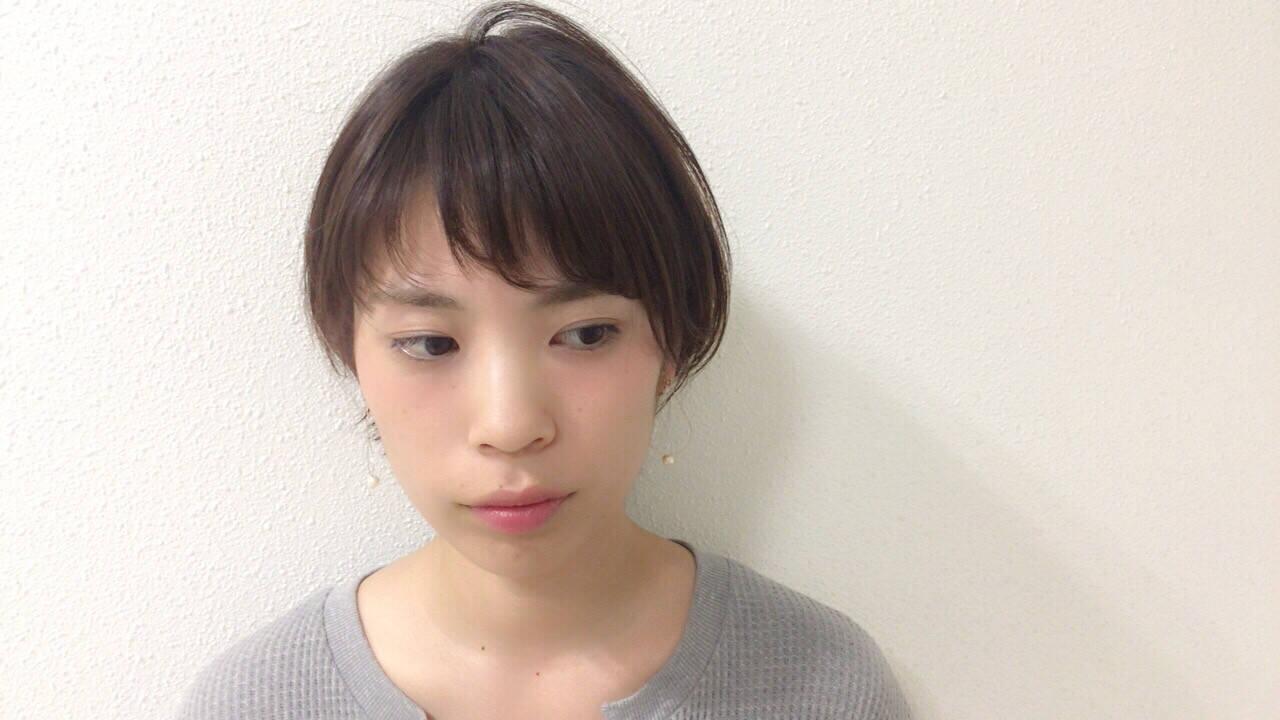 似合わせ フェミニン ナチュラル スポーツヘアスタイルや髪型の写真・画像