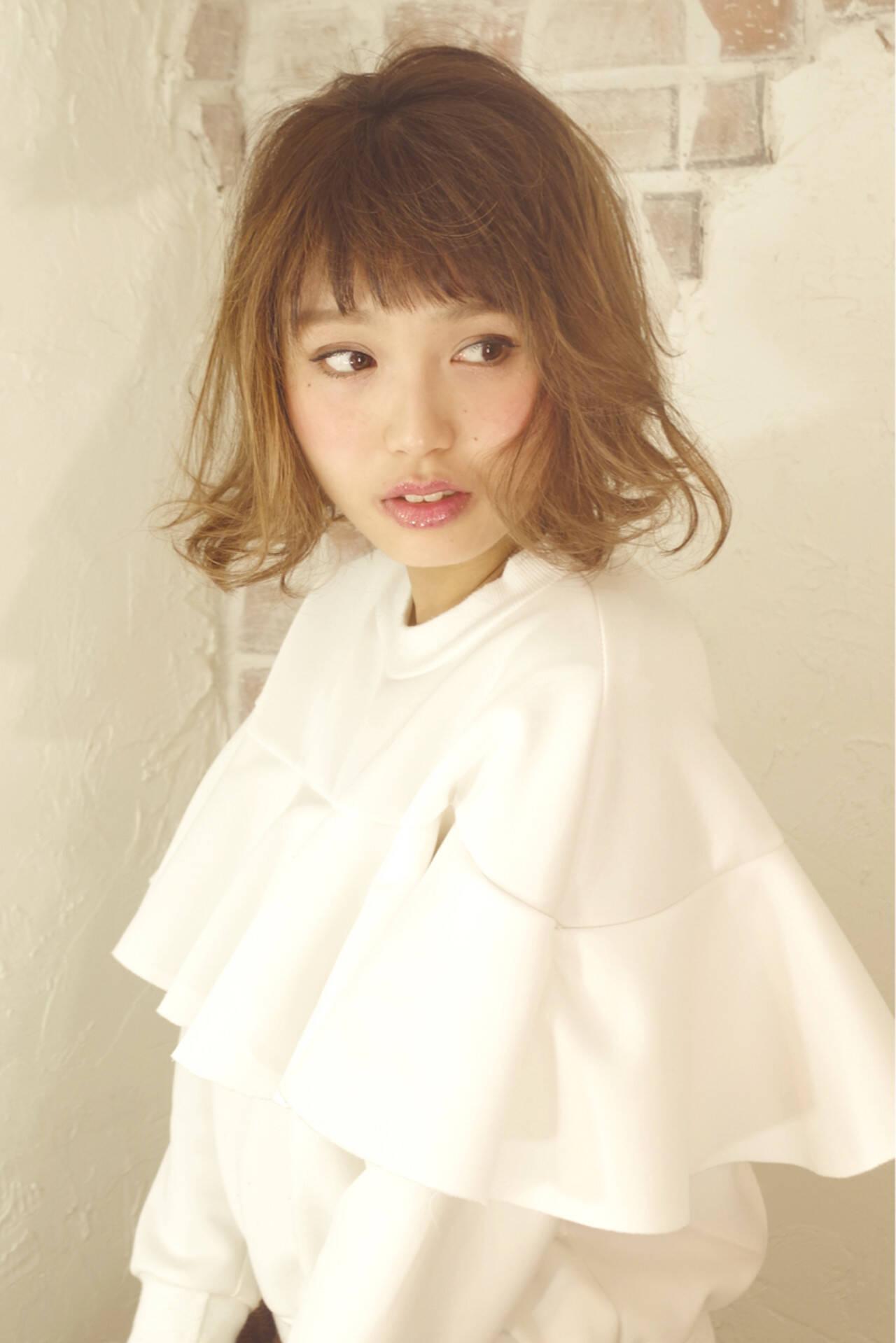外国人風 ストリート 渋谷系 涼しげヘアスタイルや髪型の写真・画像