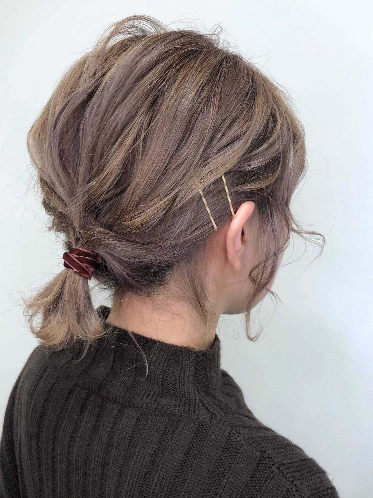 ナチュラル ショート ウルフカット ショートヘアヘアスタイルや髪型の写真・画像