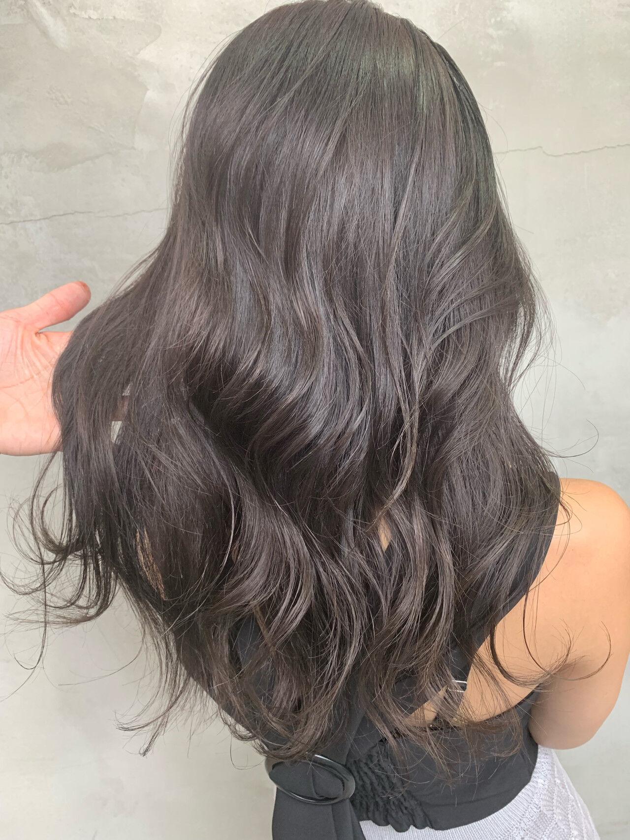 成人式 デート 黒髪 ナチュラルヘアスタイルや髪型の写真・画像