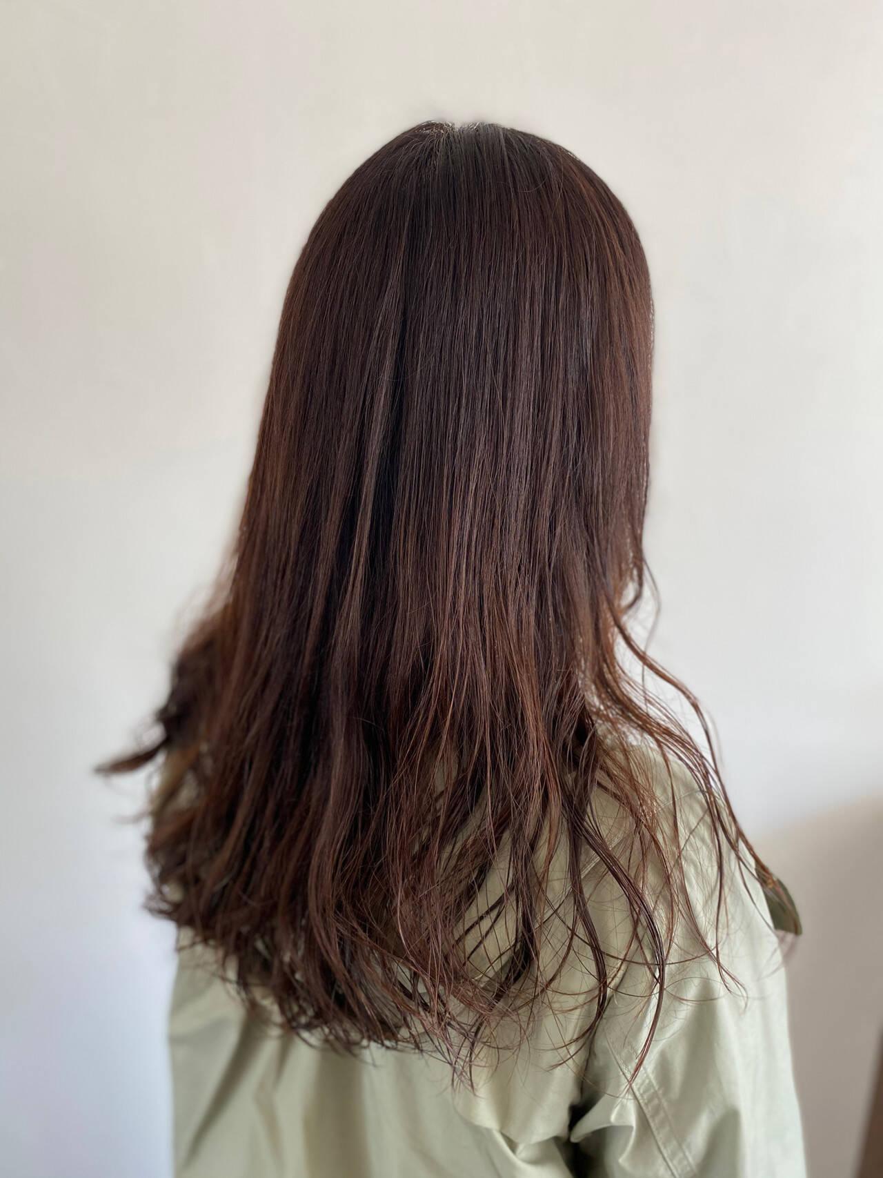 エレガント 大人ロング ロングヘアスタイル ロングヘアスタイルや髪型の写真・画像