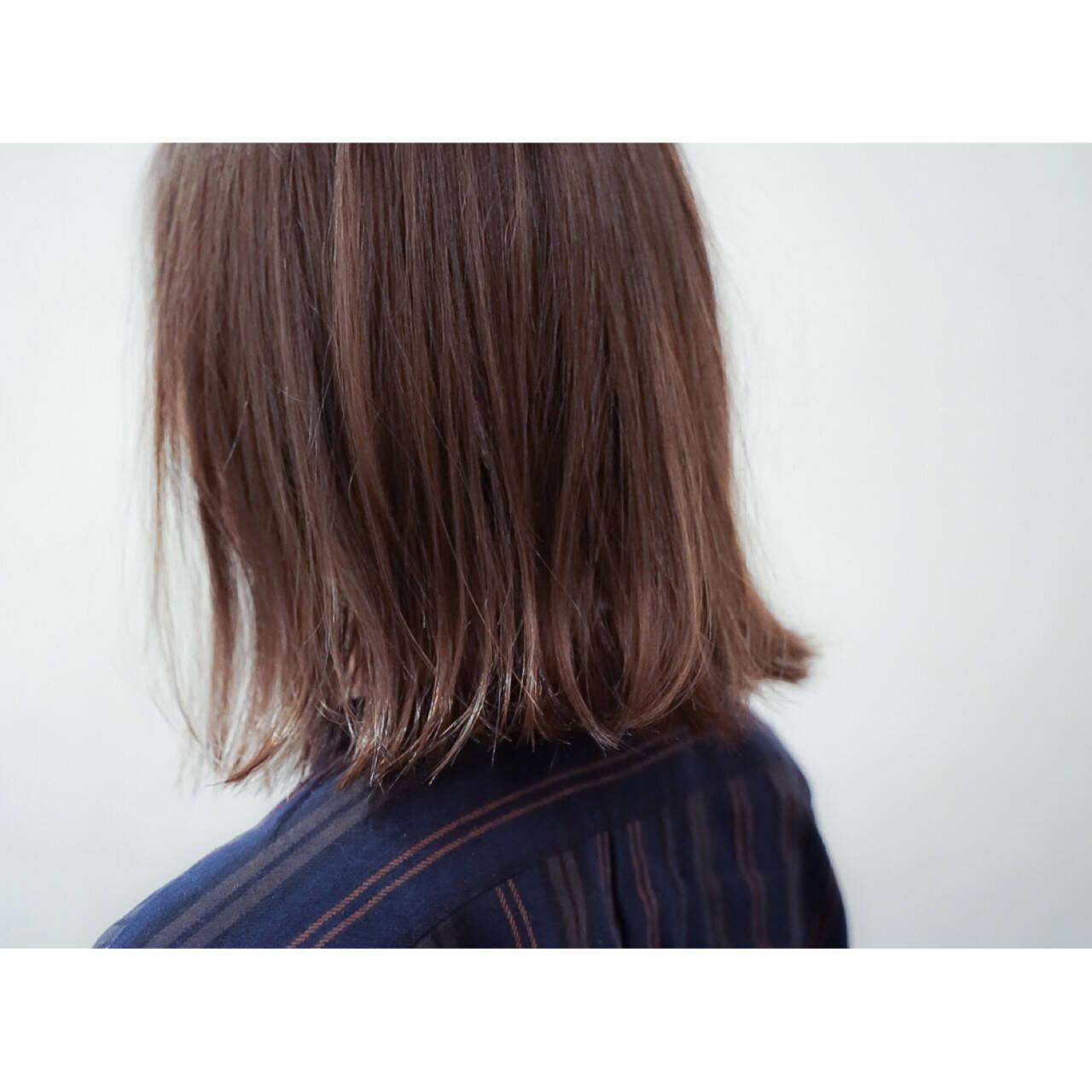 ハイライト ナチュラル 外国人風 大人かわいいヘアスタイルや髪型の写真・画像