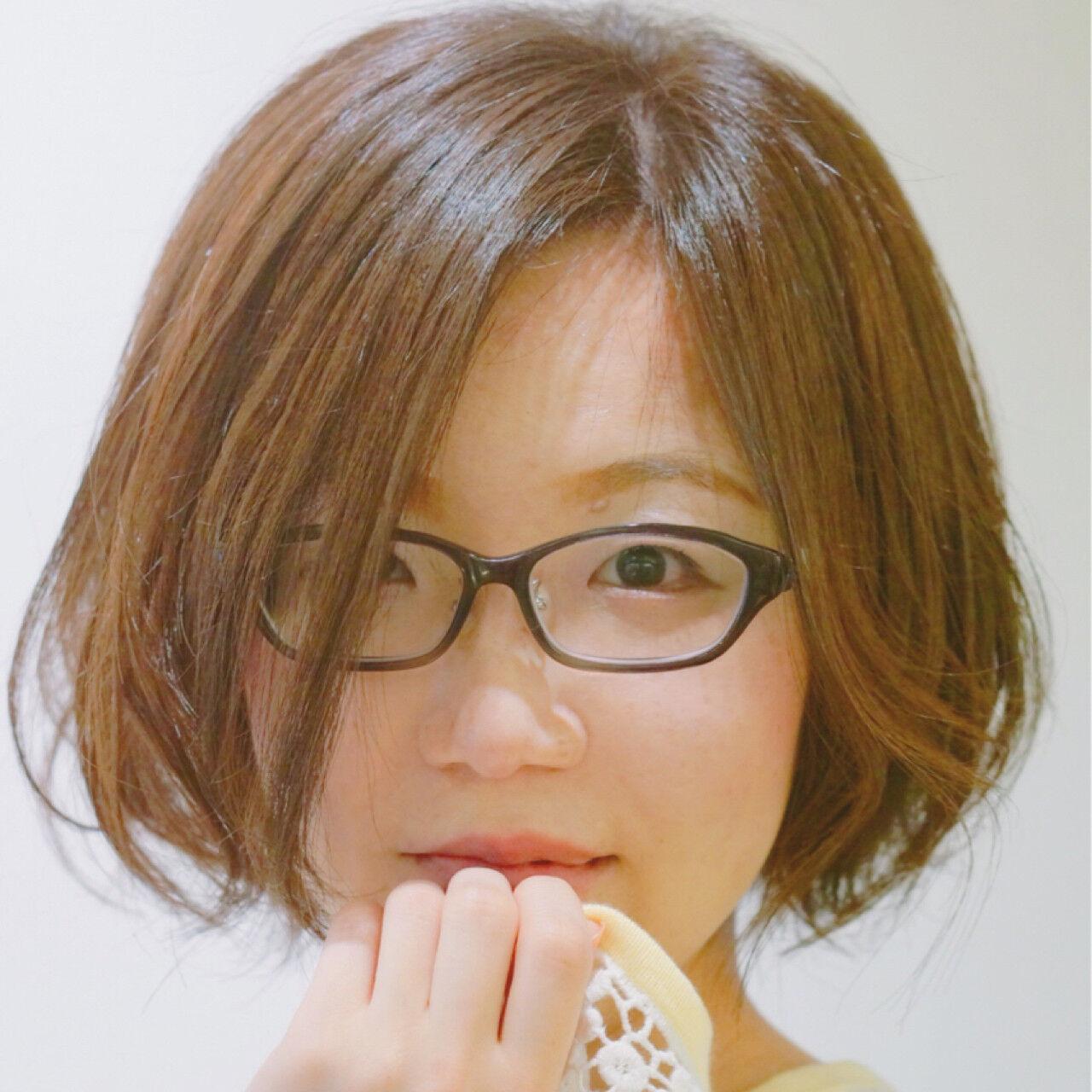 パーティ デート 簡単ヘアアレンジ ボブヘアスタイルや髪型の写真・画像