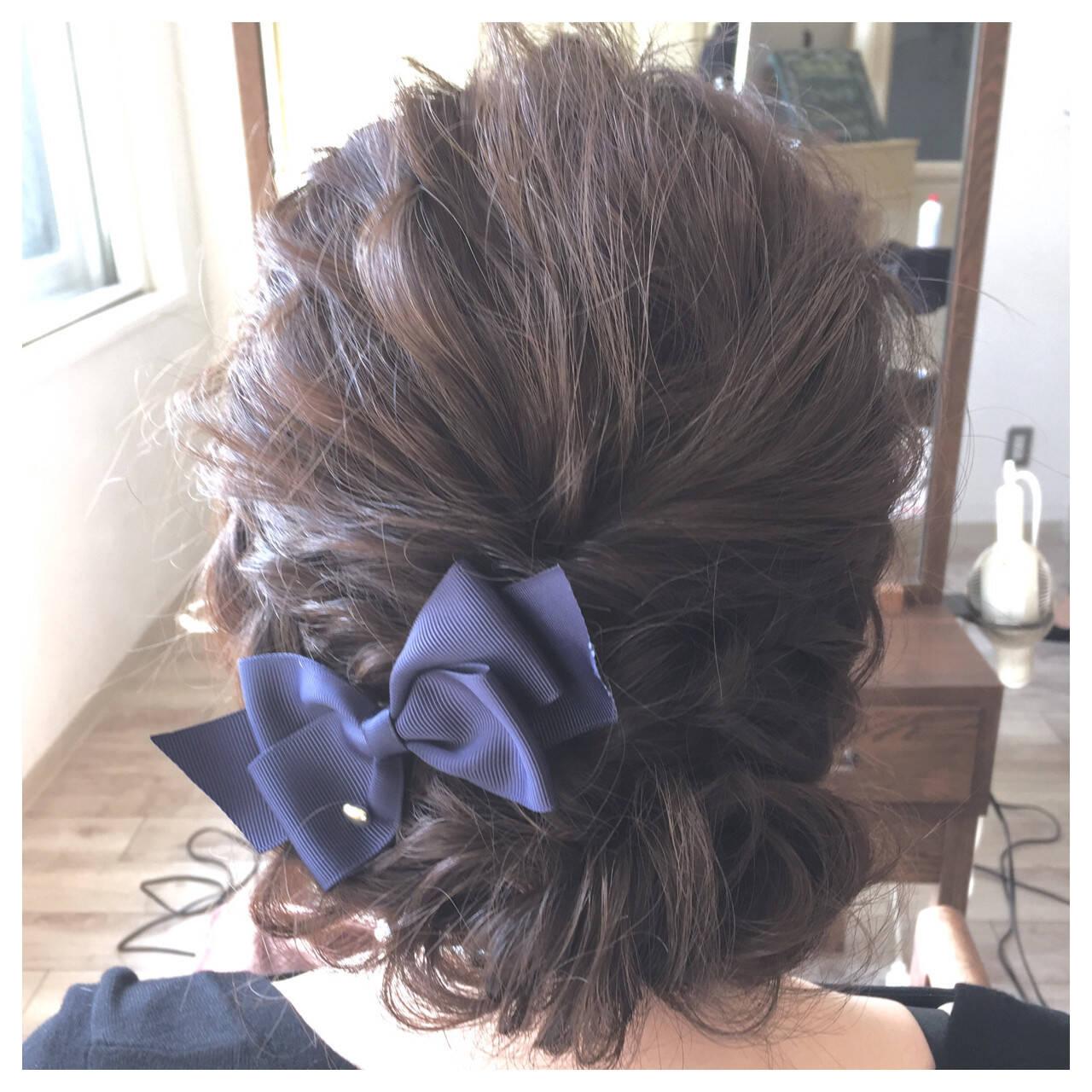 ヘアアレンジ ロング バレッタ 大人かわいいヘアスタイルや髪型の写真・画像