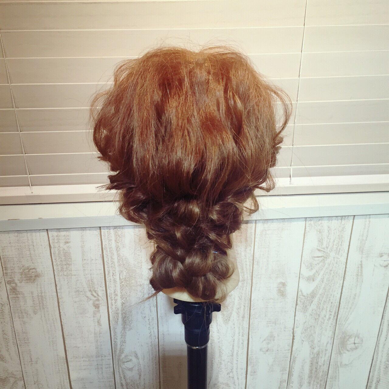 ゆるふわ ショート シニヨン 愛されヘアスタイルや髪型の写真・画像