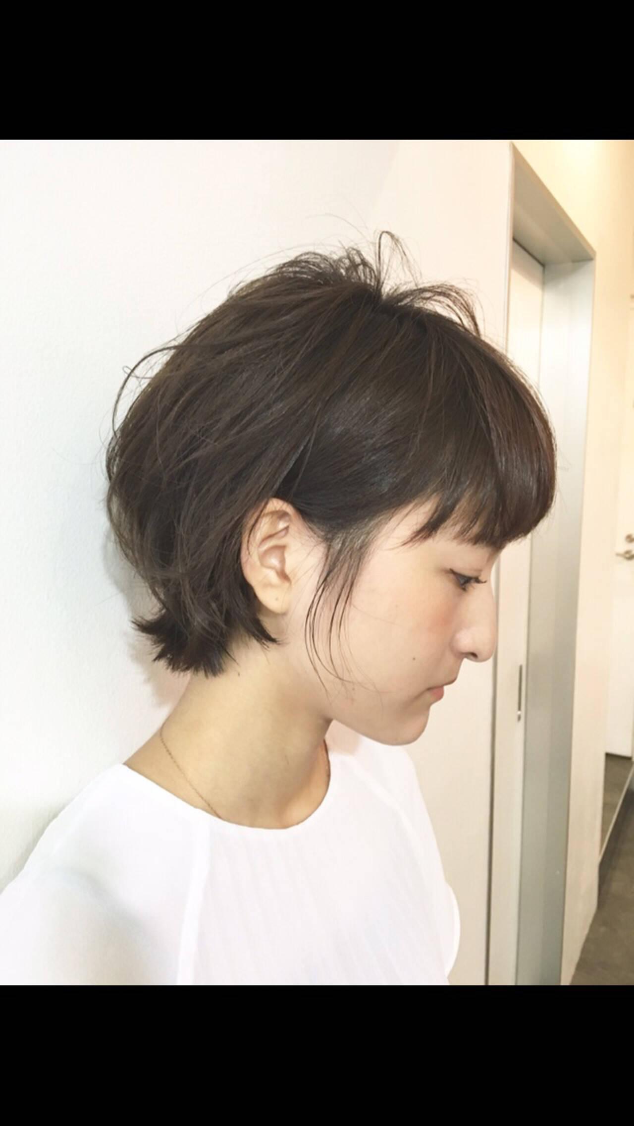 ヘアアレンジ ナチュラル アウトドア デートヘアスタイルや髪型の写真・画像