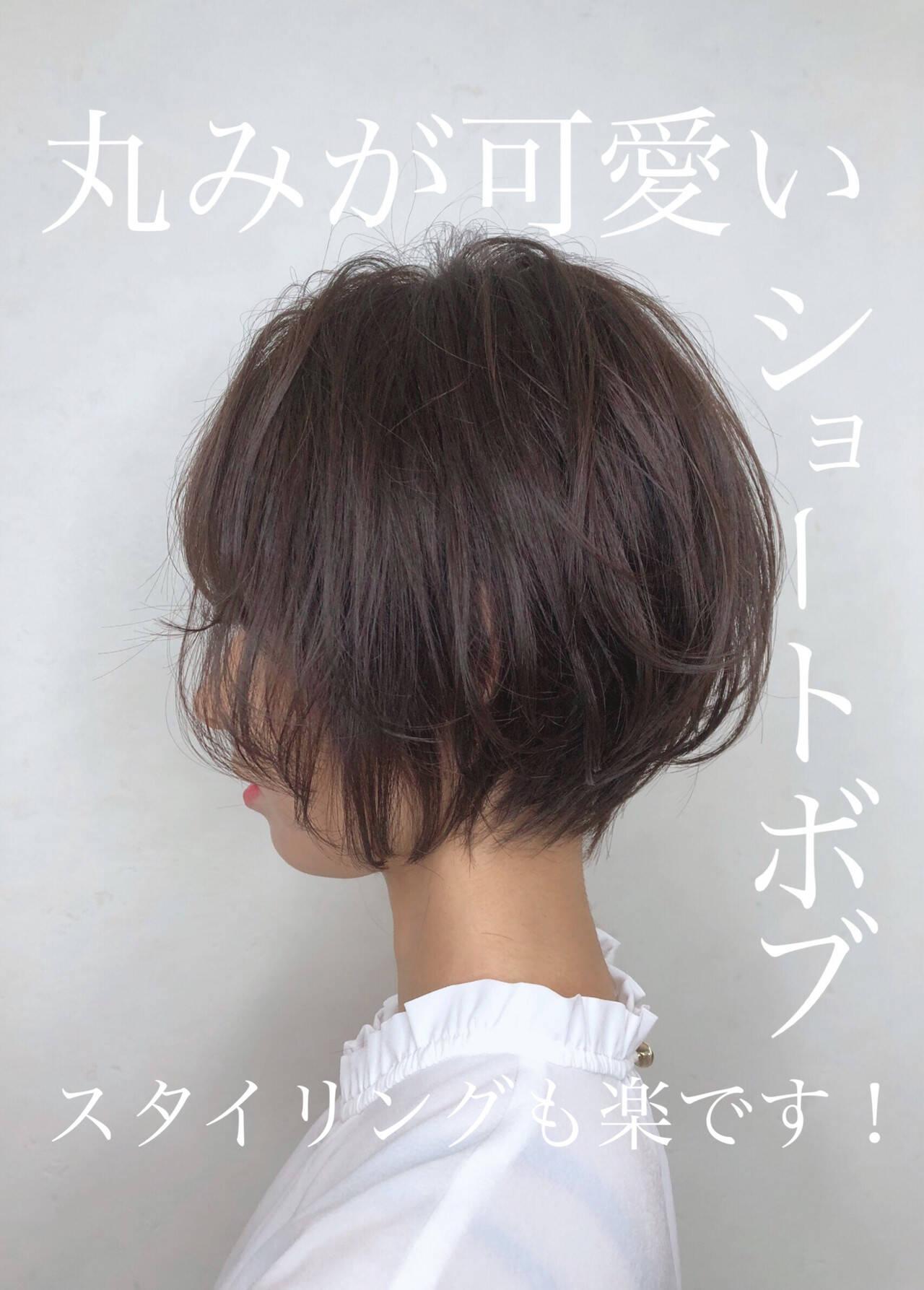 ベリーショート ウルフカット 切りっぱなしボブ ショートヘアスタイルや髪型の写真・画像