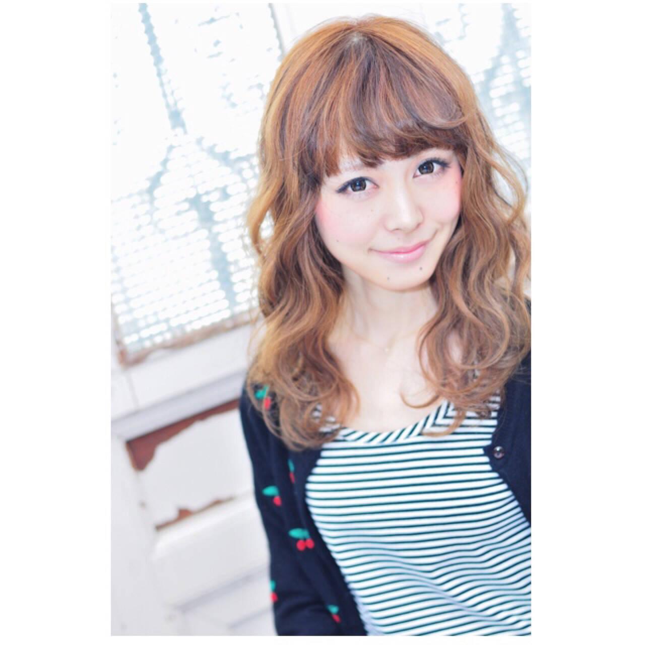 ロング 外国人風 ヘアアレンジ ゆるふわヘアスタイルや髪型の写真・画像