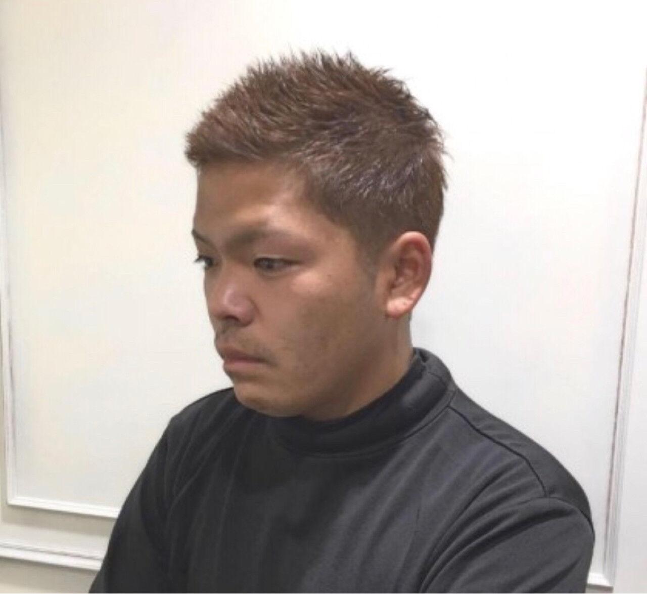 ナチュラル 外国人風 メンズ アウトドアヘアスタイルや髪型の写真・画像