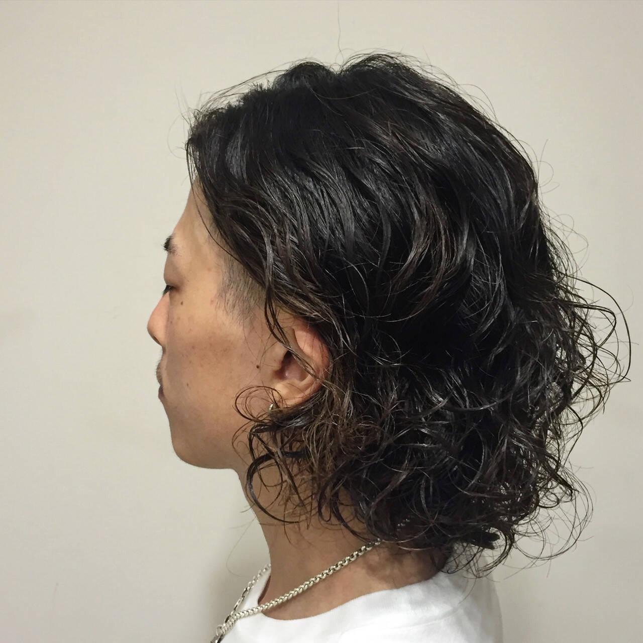 大人女子 黒髪 色気 ストリートヘアスタイルや髪型の写真・画像
