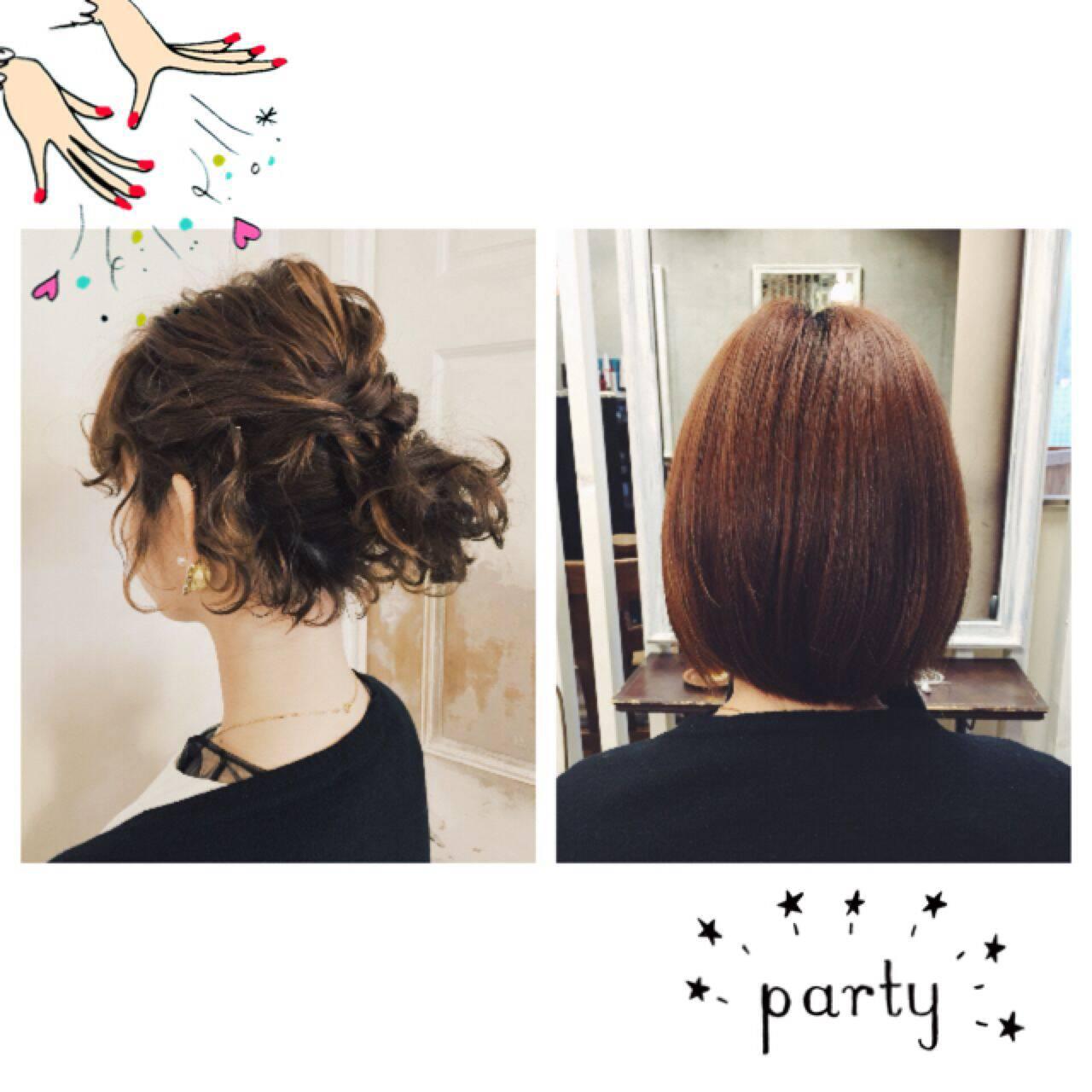 春 ヘアアレンジ ストリートヘアスタイルや髪型の写真・画像