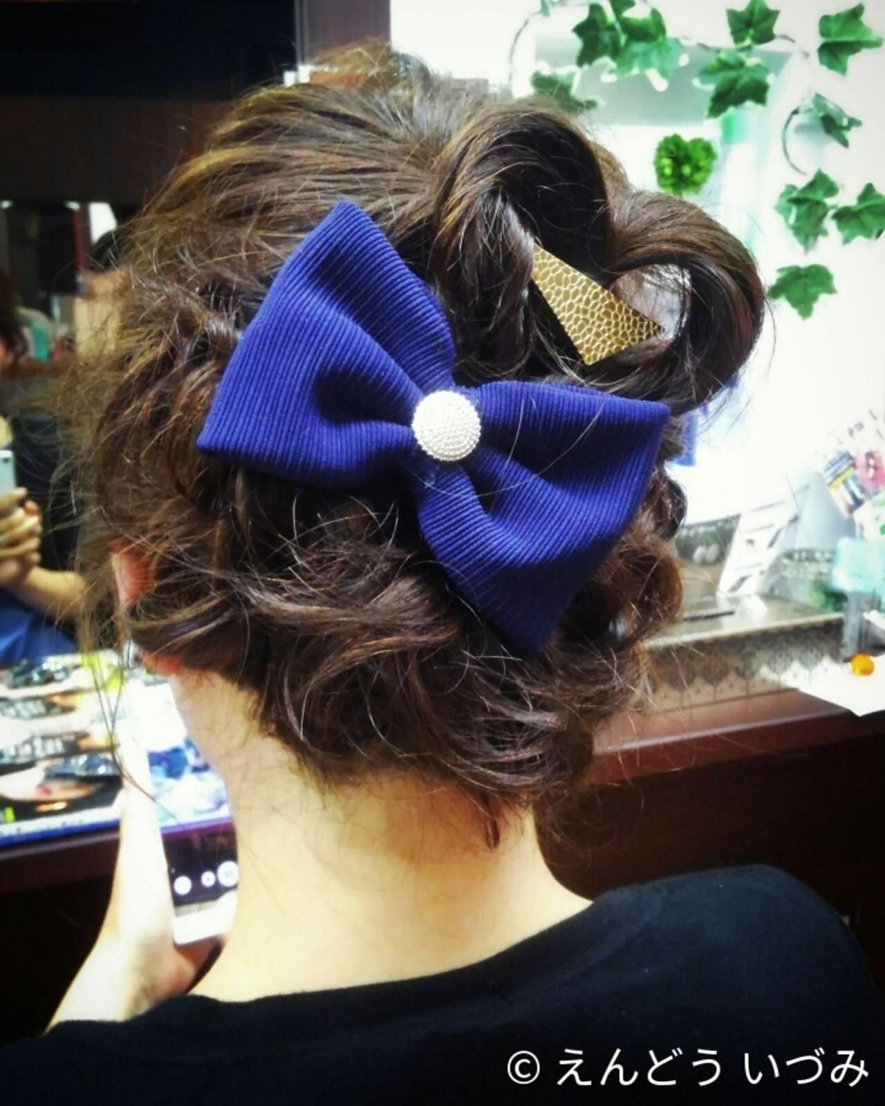 ショート アッシュ ヘアアレンジ 簡単ヘアアレンジヘアスタイルや髪型の写真・画像