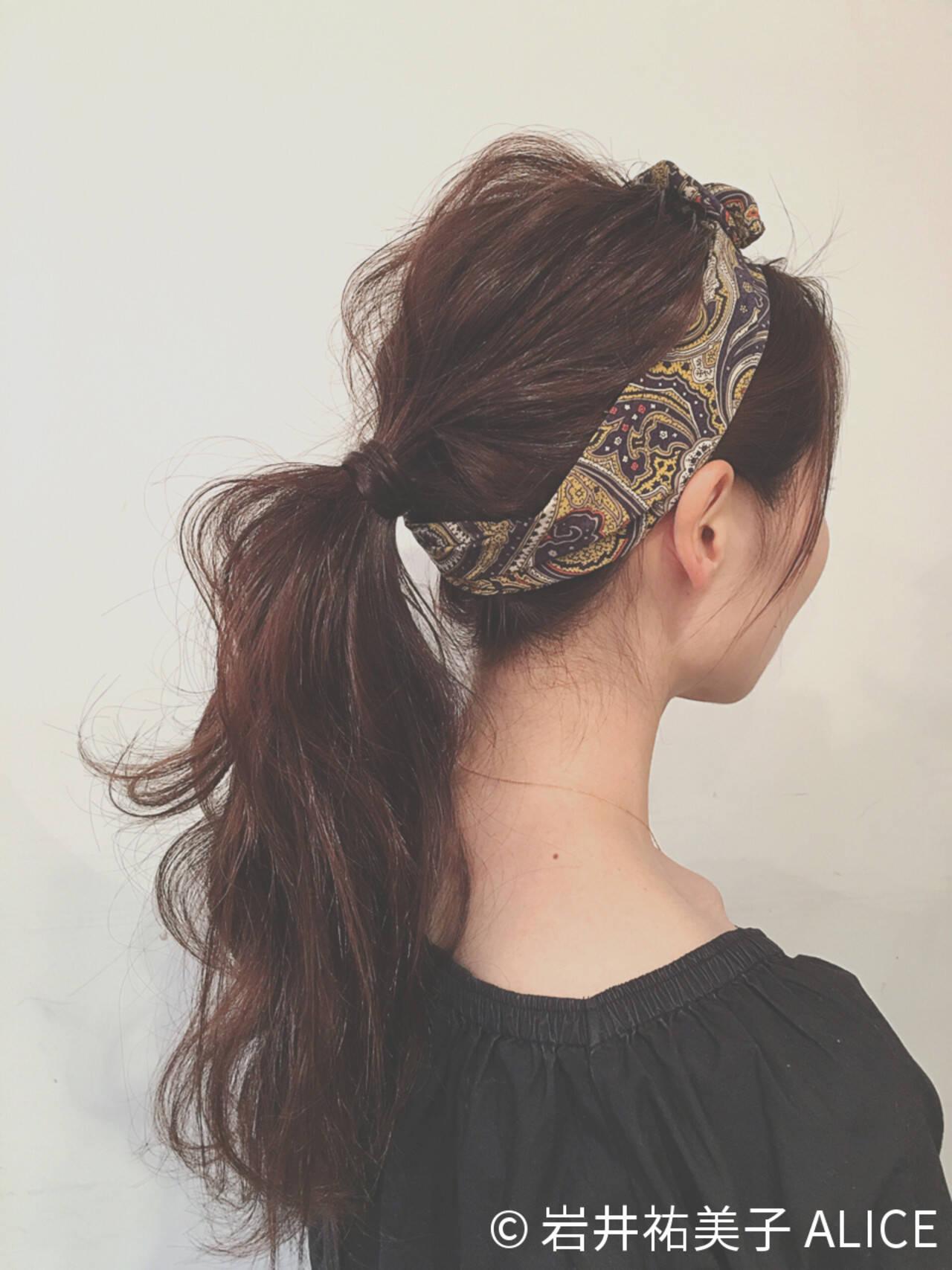 ナチュラル ヘアアレンジ ゆるふわ 大人かわいいヘアスタイルや髪型の写真・画像