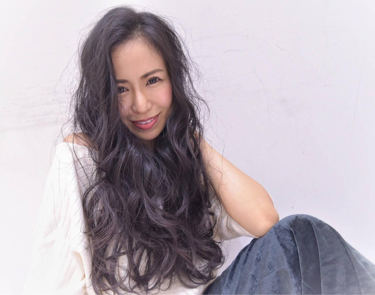 こなれ感 黒髪 暗髪 コンサバヘアスタイルや髪型の写真・画像