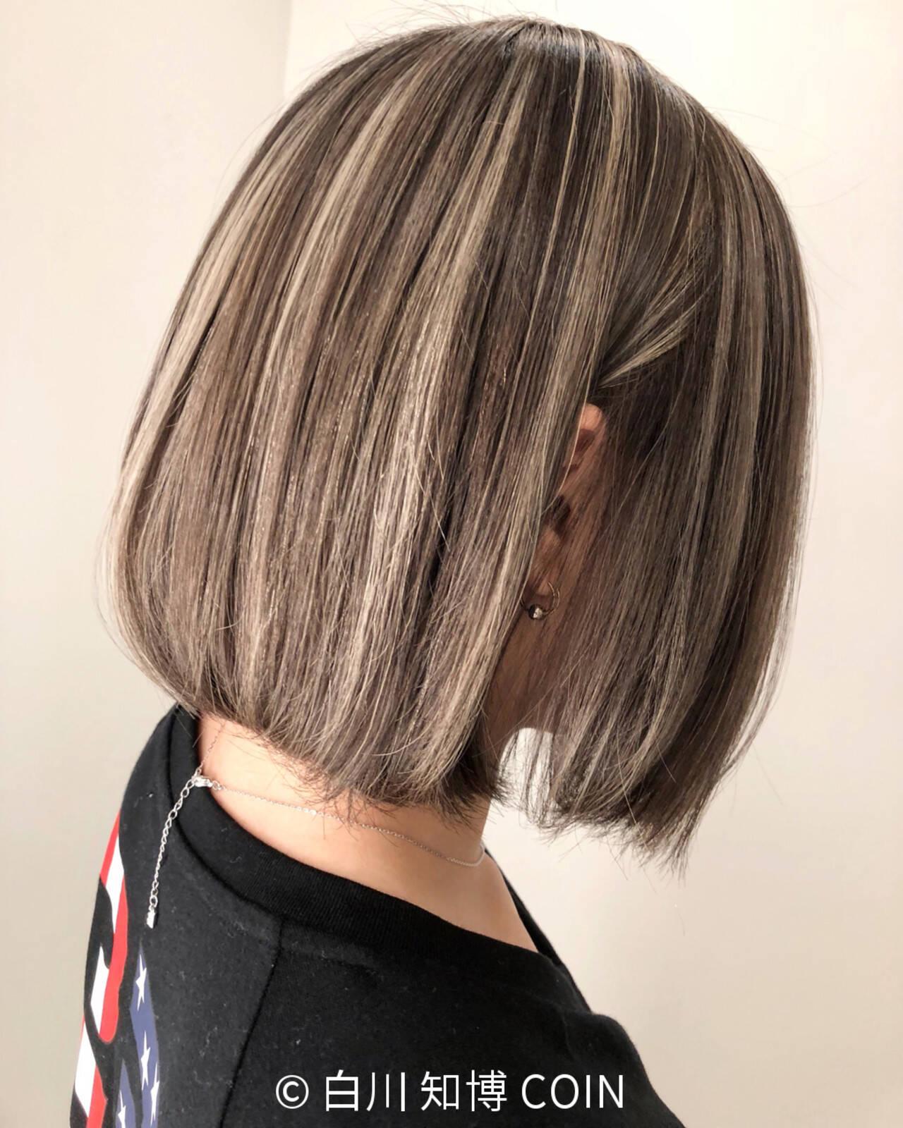 フェミニン 色気 ストリート 外国人風カラーヘアスタイルや髪型の写真・画像
