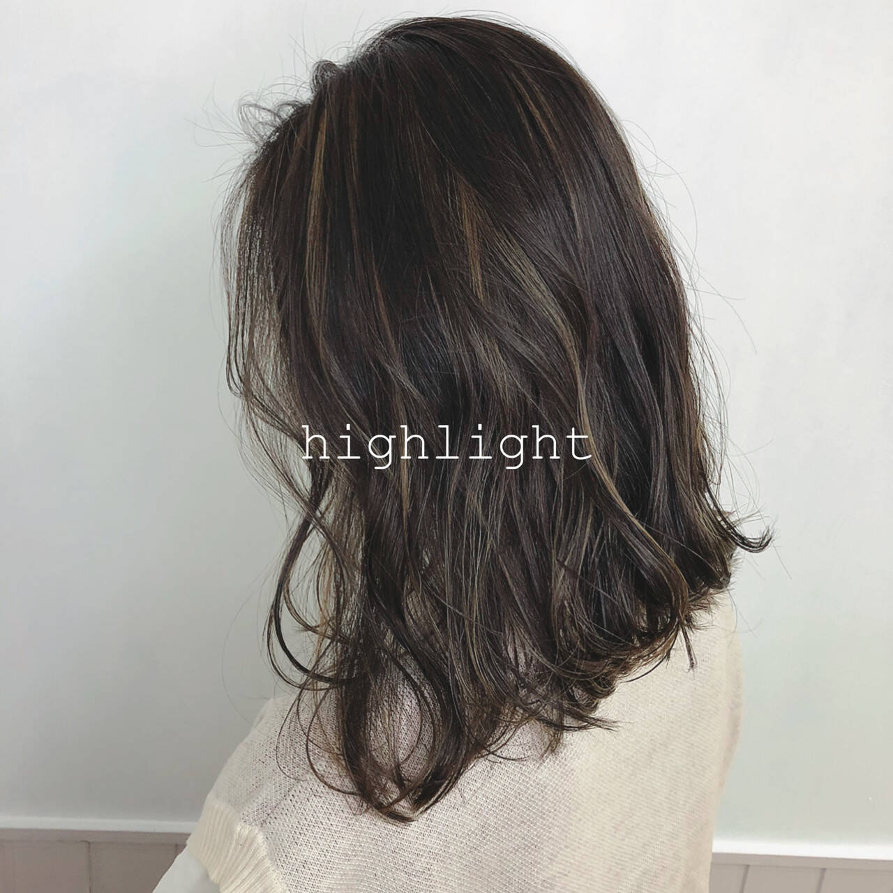 透明感カラー 外国人風カラー エレガント 3Dハイライトヘアスタイルや髪型の写真・画像
