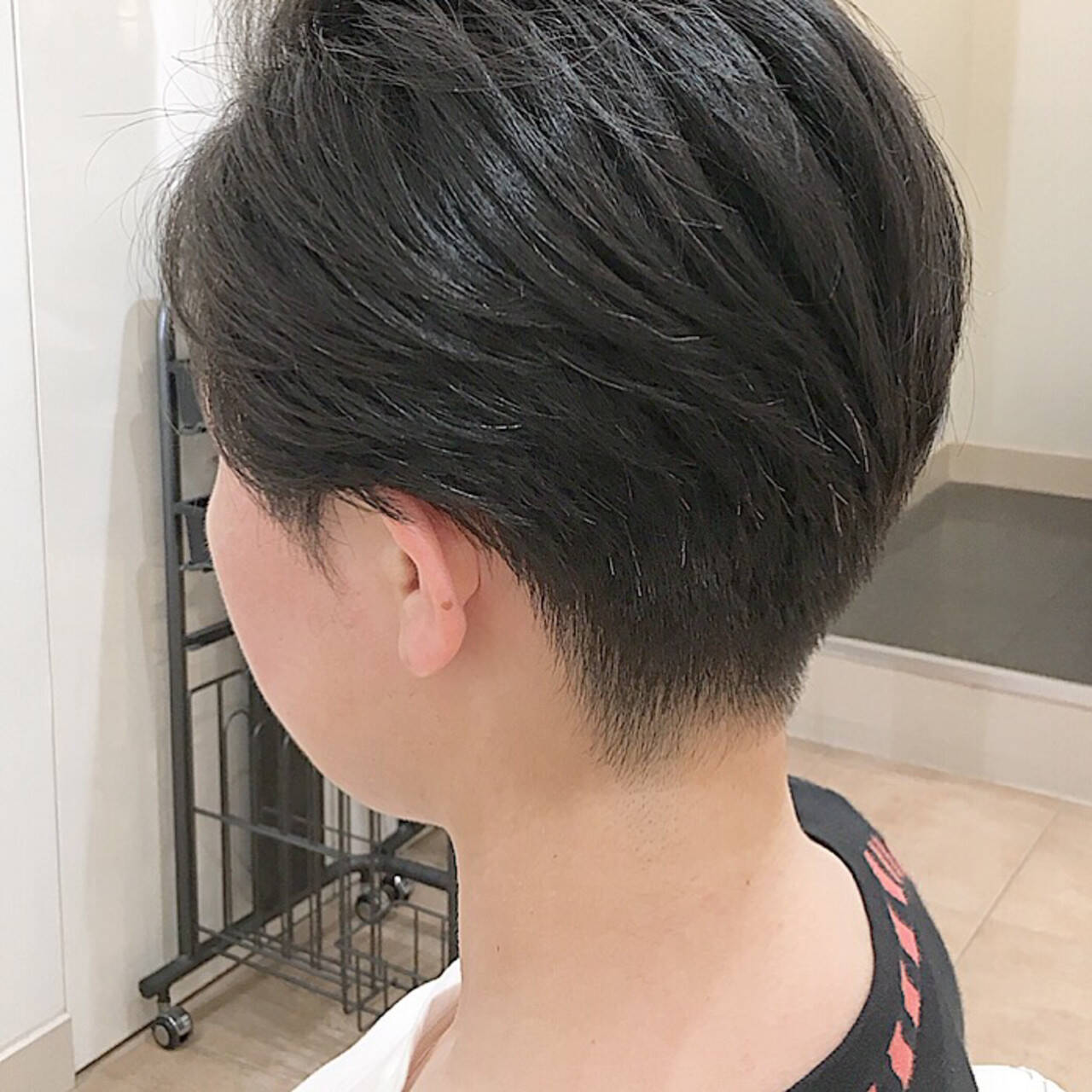 ショート 着物 和装ヘア 和装髪型ヘアスタイルや髪型の写真・画像