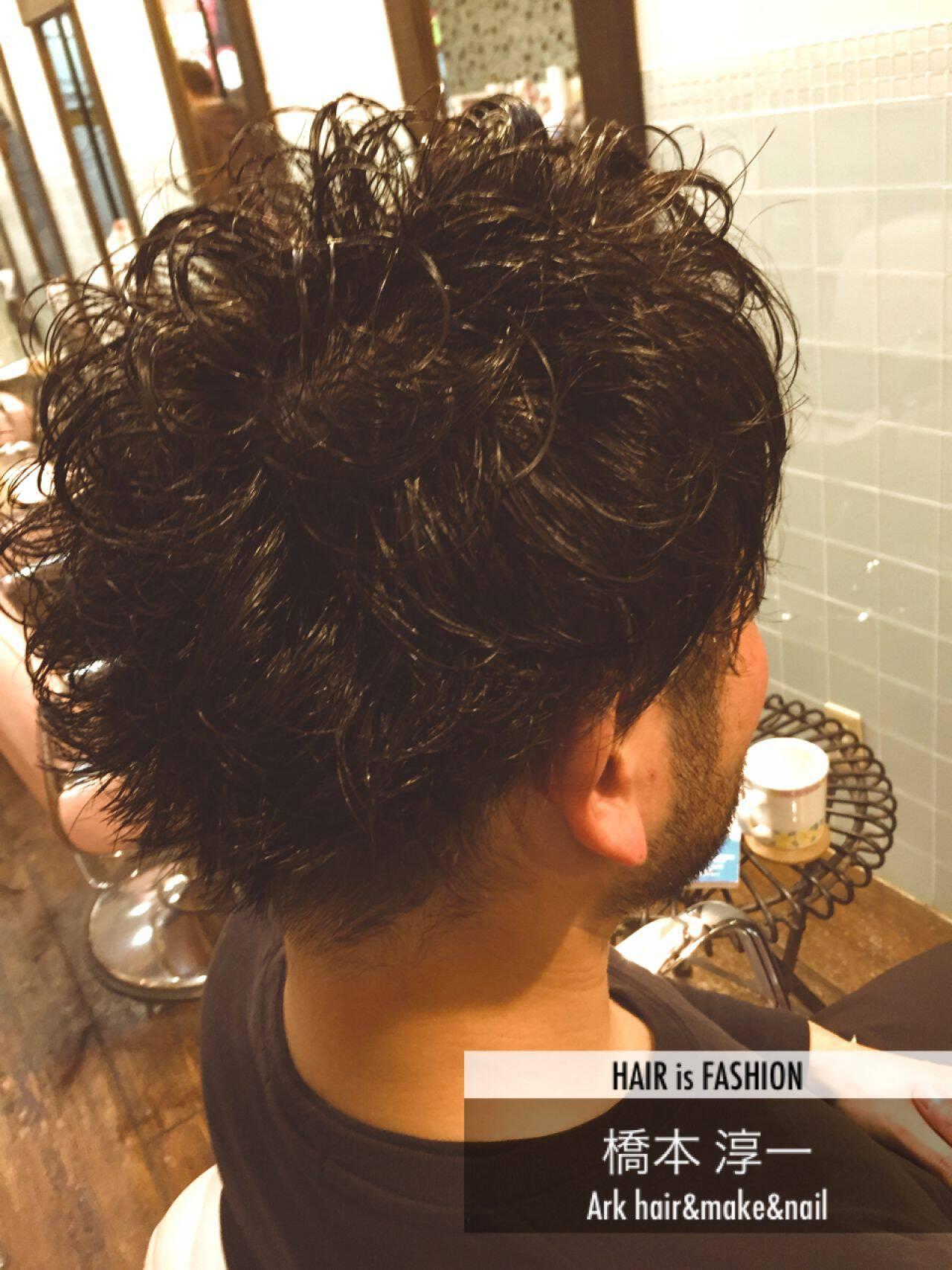 黒髪 ボーイッシュ アッシュ ストリートヘアスタイルや髪型の写真・画像
