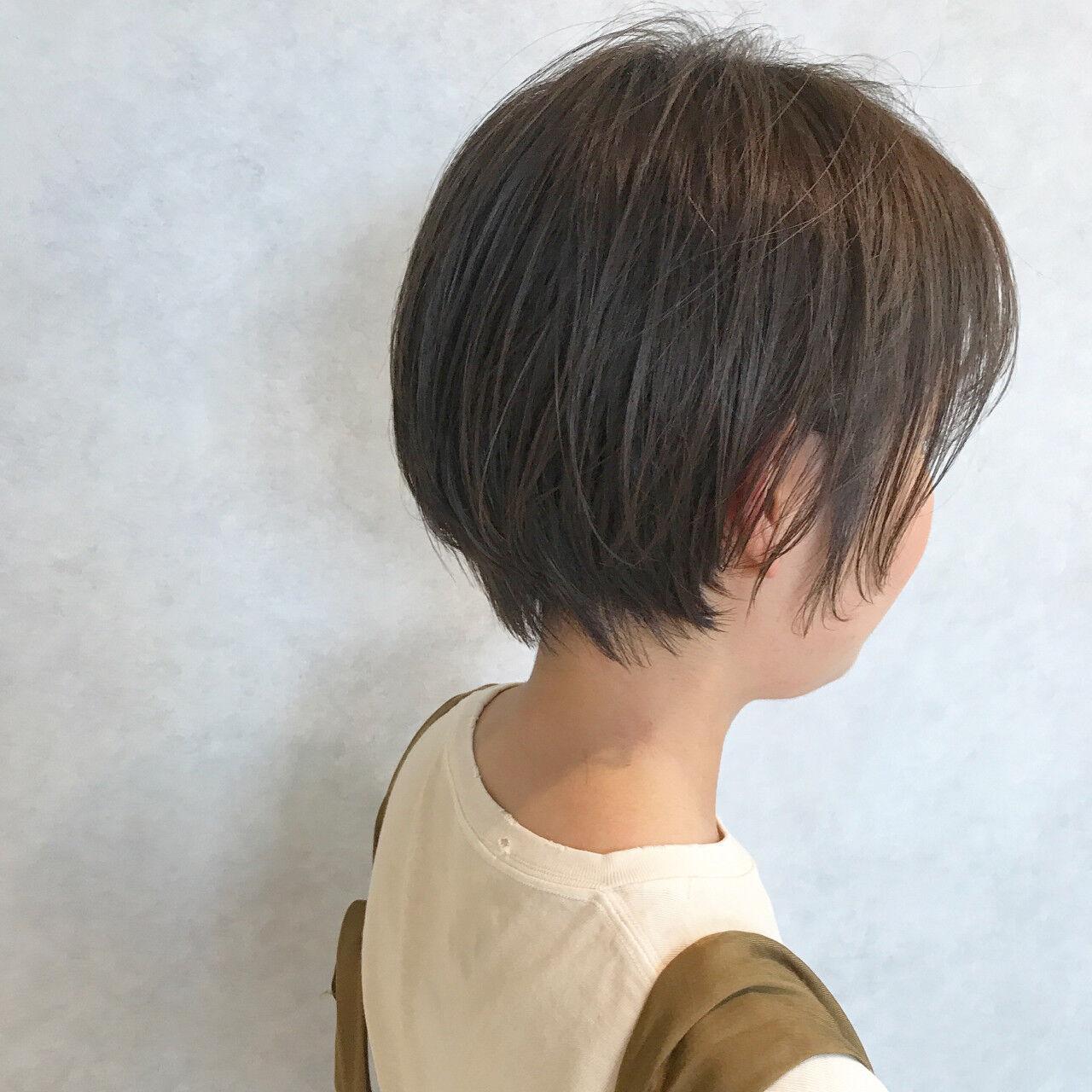 涼しげ ヘアアレンジ オフィス ナチュラルヘアスタイルや髪型の写真・画像