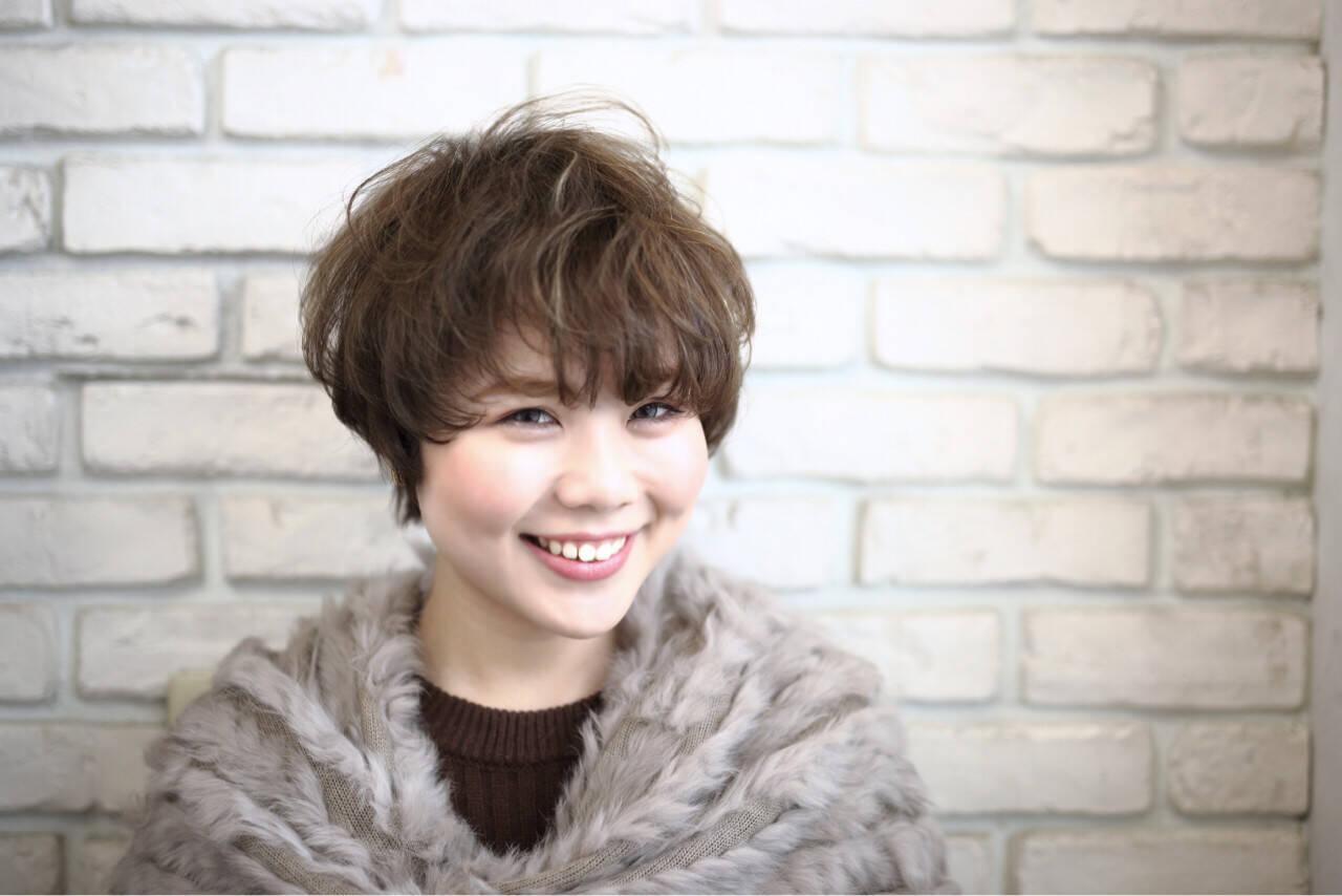 簡単 ナチュラル 3Dカラー 爽やかヘアスタイルや髪型の写真・画像