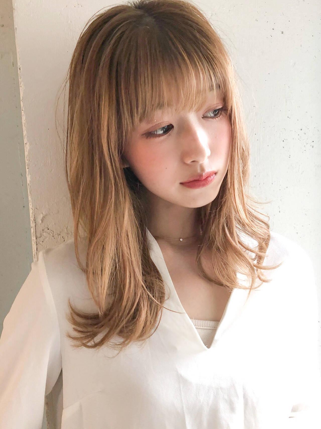 大人ロング ヘアアレンジ デジタルパーマ マッシュショートヘアスタイルや髪型の写真・画像